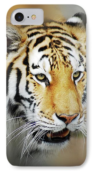 Tiger Eyes IPhone Case