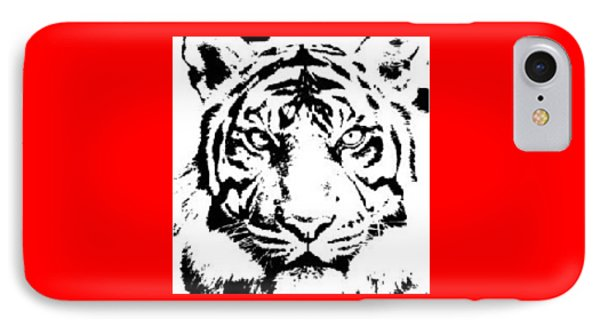 Tiger IPhone Case by Now