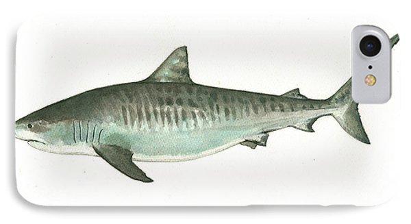 Tiger Shark,  IPhone Case