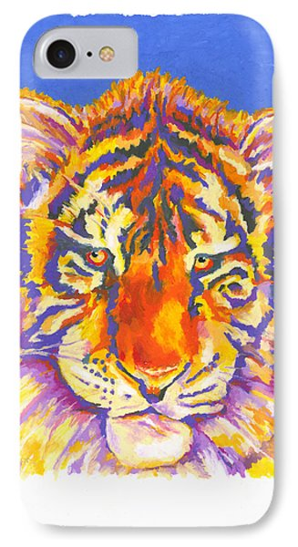 Tiger Phone Case by Stephen Anderson