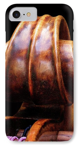 IPhone Case featuring the photograph Tight Closeup  by Endre Balogh