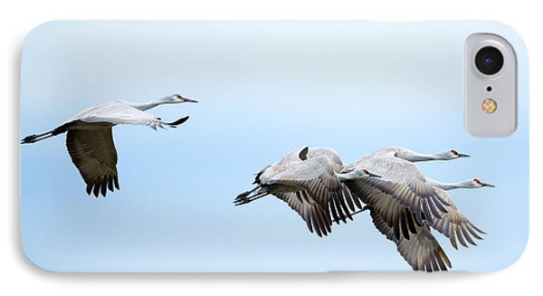 Tight Formation IPhone Case by Mike Dawson