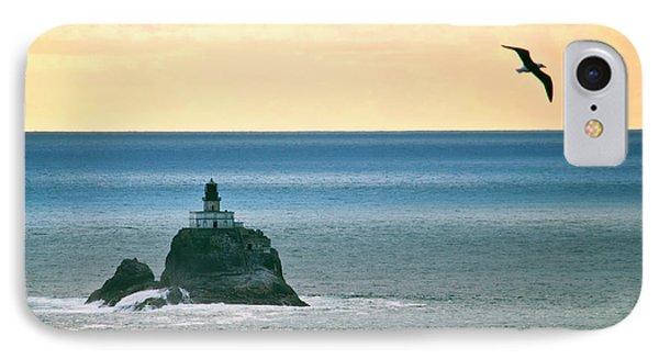 IPhone Case featuring the photograph Tillamook Lighthouse by Suzette Kallen