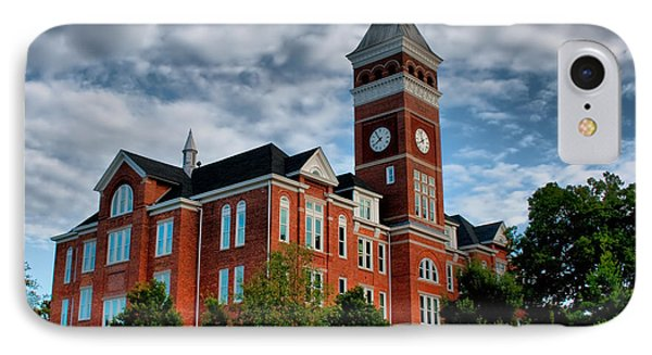 IPhone Case featuring the photograph Tillman Hall by Lynne Jenkins