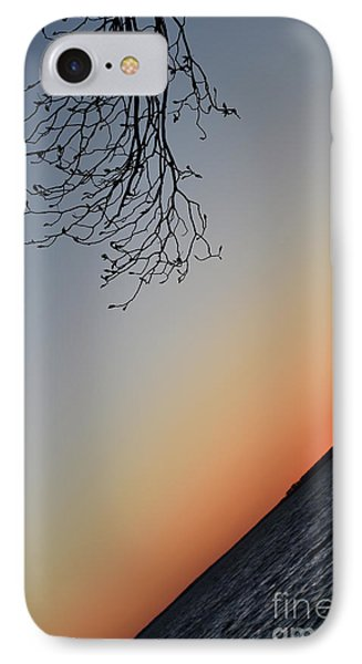 Tilted Exposure IPhone Case by Skip Willits