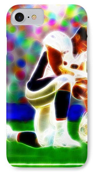 Tim Tebow Magical Tebowing 2 IPhone Case