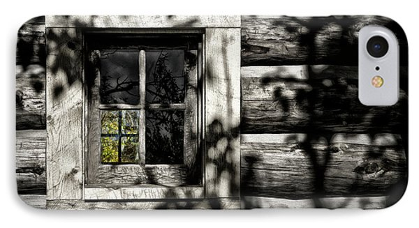 IPhone Case featuring the photograph Timber Hand-crafted by Brad Allen Fine Art