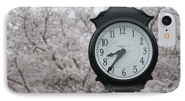 Time For Spring IPhone Case by Dan Friend