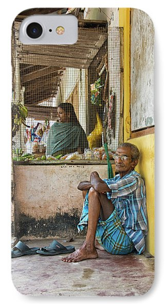 Kumarakom IPhone Case by Marion Galt