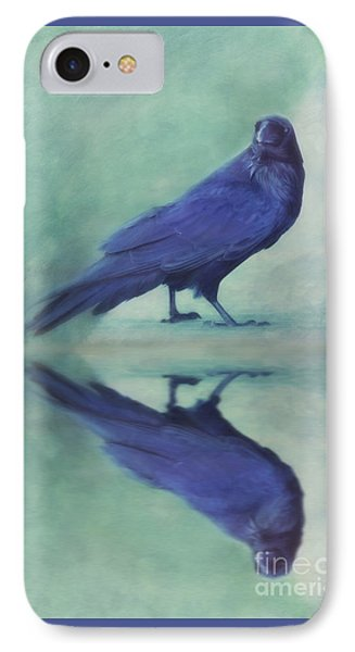 Time To Reflect IPhone Case by Priska Wettstein