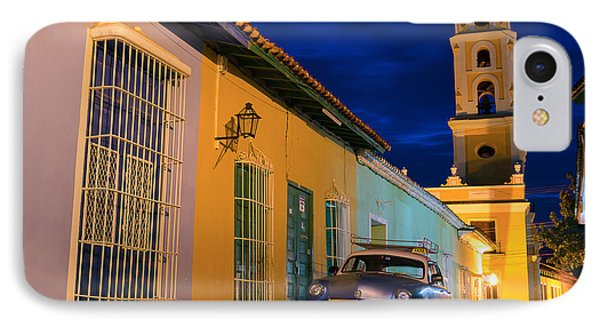 Blue Hour In Trinidad IPhone Case