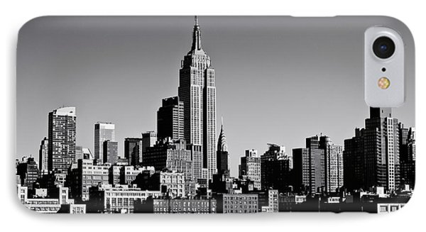 Timeless - The Empire State Building And The New York City Skyline IPhone Case