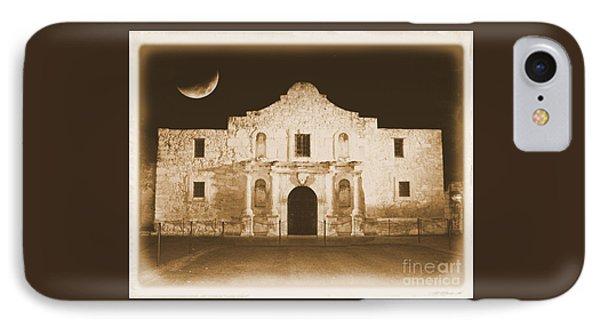 Timeless Alamo IPhone Case by Carol Groenen