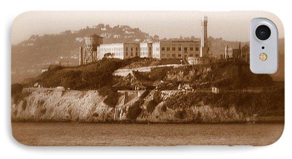 Timeless Alcatraz IPhone Case by Carol Groenen