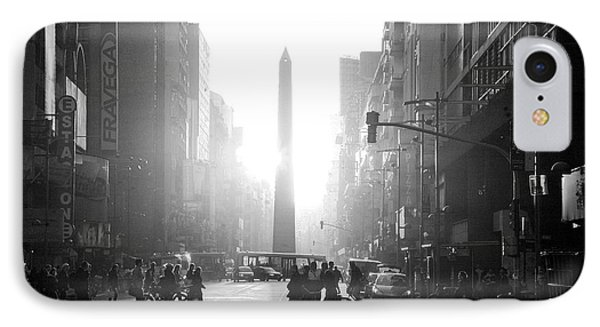 IPhone Case featuring the photograph Timeless Buenos Aires by Bernardo Galmarini