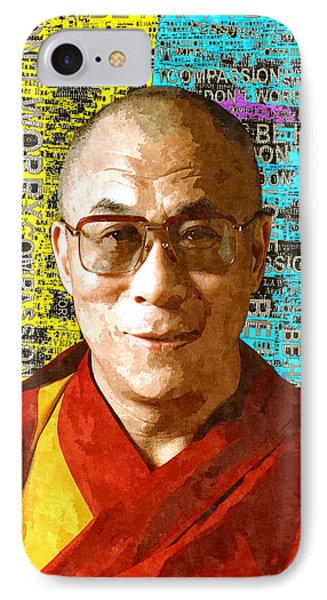 Timeless Wisdom IPhone Case by Stacey Chiew