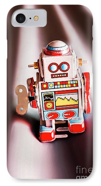 Tin Toys From 1980 IPhone Case by Jorgo Photography - Wall Art Gallery