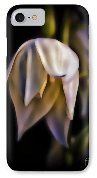 Tinker Bell Flower IPhone Case by Walt Foegelle