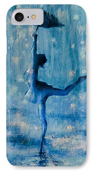 Tiny Dancer IPhone Case by Mark Tonelli