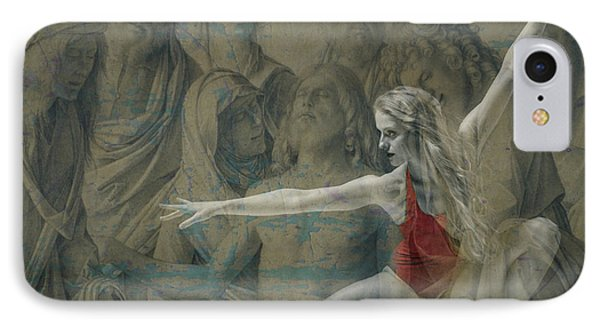 Tiny Dancer  IPhone 7 Case by Paul Lovering