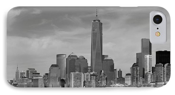 Tip Of Manhattan IPhone Case