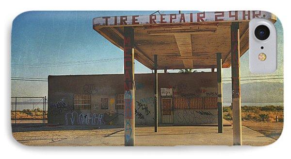 Tire Repair IPhone Case