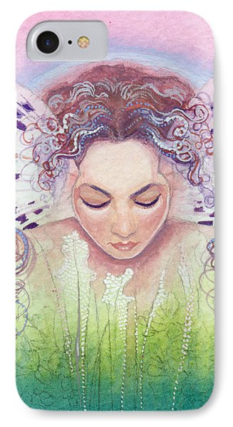 IPhone Case featuring the painting Titania by Ragen Mendenhall