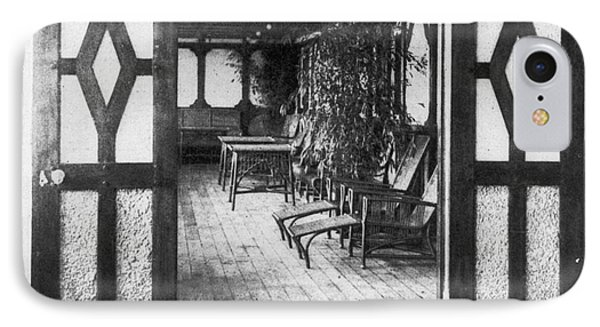 Titanic: Private Deck, 1912 Phone Case by Granger