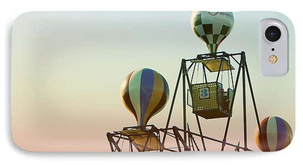 Tivoli Balloon Ride IPhone Case
