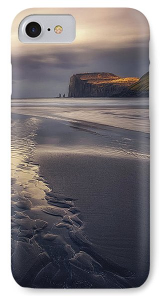 Tjornuvik Beach IPhone 7 Case