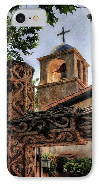 IPhone Case featuring the photograph Tlaquepaque Chapel by Jim Hill