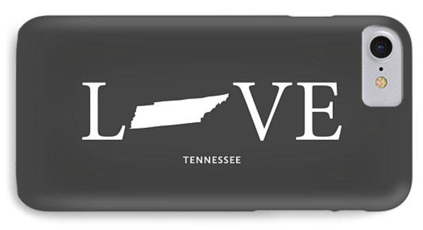 Tn Love IPhone Case by Nancy Ingersoll