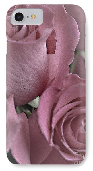 To My Sweetheart IPhone Case by Sherry Hallemeier