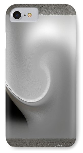 To The Light IPhone Case by Ines Garay-Colomba