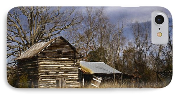 Tobacco Road Phone Case by Benanne Stiens