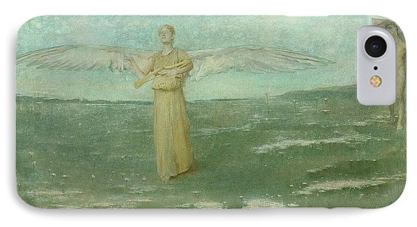 Tobias And The Angel IPhone Case by Thomas Wilmer