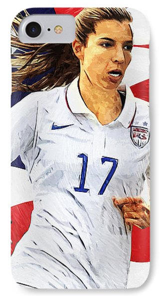 Tobin Heath IPhone Case