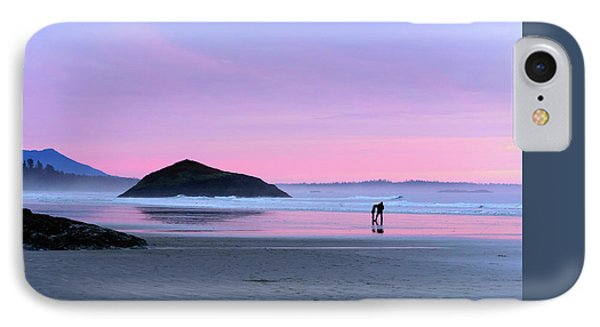Tofino Sunset IPhone Case by Keith Boone