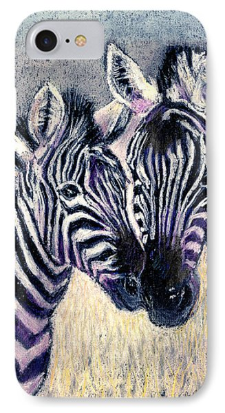 Together Phone Case by Arline Wagner