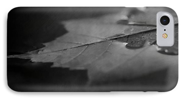 Together At Last In Black And White IPhone Case by Maggie Terlecki