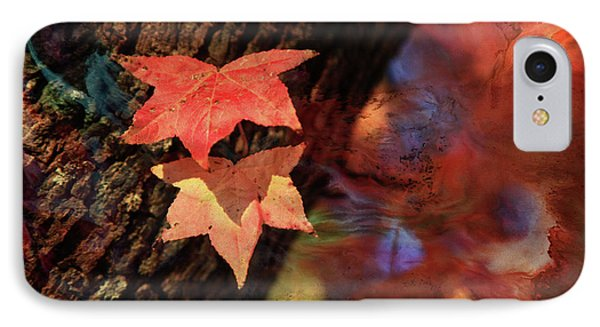 IPhone Case featuring the photograph Together II by Toni Hopper