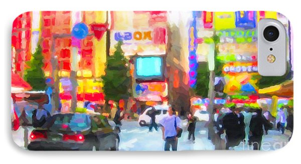 Tokyo IPhone Case by Chris Armytage