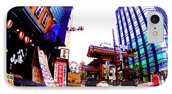 Tokyo IPhone Case by Jera Sky