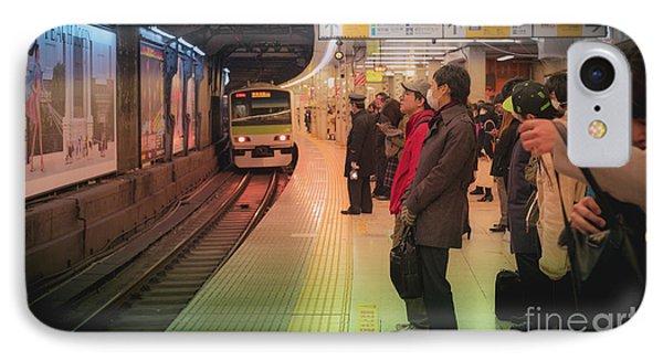 Tokyo Metro, Japan IPhone Case
