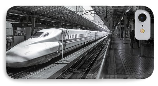 Tokyo To Kyoto, Bullet Train, Japan IPhone Case