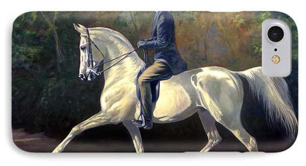Tom Bass And Columbus IPhone Case by Jeanne Newton Schoborg