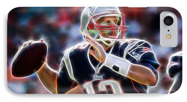 Tom Brady Collection IPhone Case