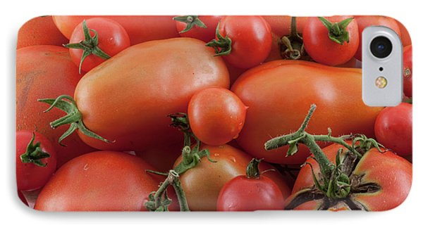 IPhone Case featuring the photograph Tomato Mix by James BO Insogna