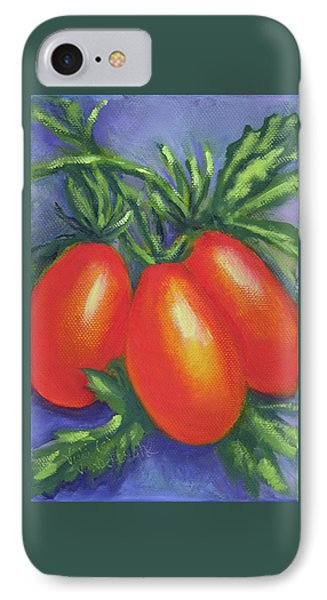 Tomato Seed Packet IPhone Case