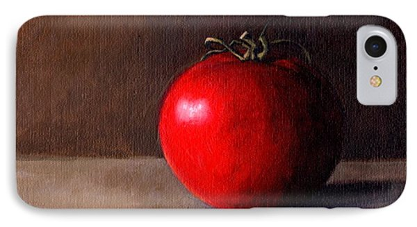 Tomato Still Life 1 IPhone Case by Janet King